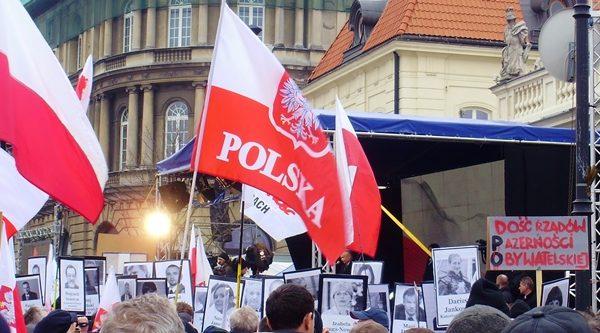 Smoleńsk Anniversary, Warsaw 2013